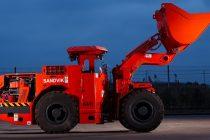 Un nou încărcător subteran Sandvik: LH202