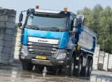 DAF new CF and XF truck line up is complete