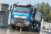 Noile game de camioane DAF CF și XF sunt acum complete