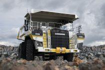 Noul camion diesel-electric Liebherr T 236 de 100 t este în exploatare