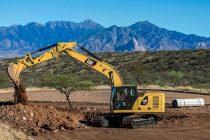 Noile excavatoare CAT Next Generation din clasa de 20 t