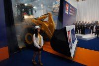 LiuGong a deschis în Europa un nou HQ și o nouă linie de producție