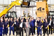 JCB Loadall a împlinit 40 de ani