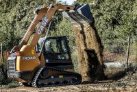 CASE upgrades skid steer loaders and compact track loaders