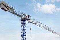 Raimondi lansează noua macara turn flat-top MRT234