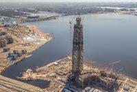 Cofraje și eșafodaje PERI pentru cea mai înaltă clădire din Europa