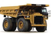 """Caterpillar va oferi un kit """"dual fuel"""" pentru instalare pe camioanele miniere 785C"""
