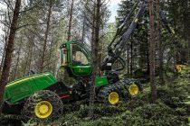 Noutăți în gama medie de harvestere John Deere. IBC, acum și pe harvesterul 1170G