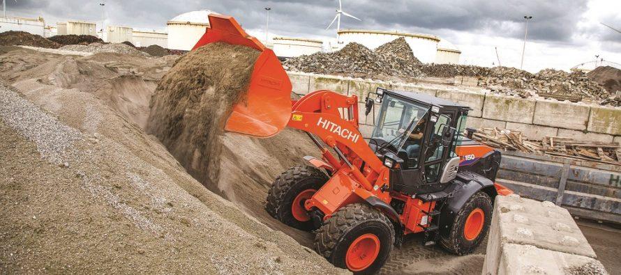 Hitachi perfecționează încărcătorul frontal ZW150-6