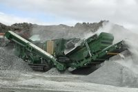 More power and lower fuel costs with the new McCloskey I44RV3 impact crusher