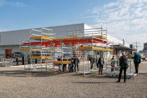 PERI a deschis o nouă fabrică în Günzburg, Bavaria