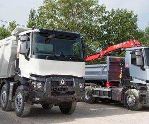 Cutie de viteze Optidriver Xtended pentru gamele C și K de la Renault Trucks