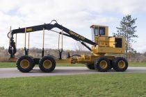 Tigercat a lansat încărcătorul-transportor 2160