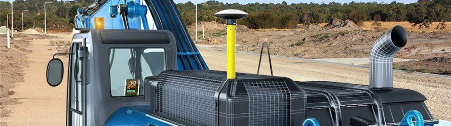 Sistemele de control automat al excavatoarelor optimizează eficiența pe șantiere