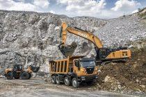 CASE aduce la Intermat 2018 utilaje pentru sectoarele de construcții de drumuri și urbane, reciclare și cariere