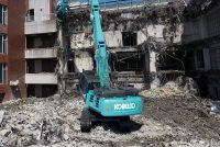 Kobelco launches new demolition machines to European market