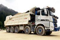 SISU aduce mobilitate și productivitate în sectorul minier cu noul camion Super-Polar