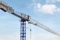 Raimondi Cranes expune la Intermat 2018 două dintre noile sale macarale