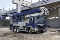 Böcker lansează cea mai puternică automacara cu radiocomandă din clasa camioanelor de 26 t