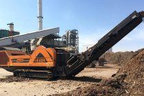 New rear conveyor options for the AK 560 and AK 635 EcoPower shredders