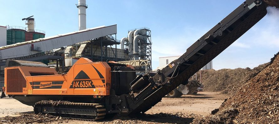 Update pentru tocătoarele secundare Doppstadt AK 560 și AK 635 EcoPower
