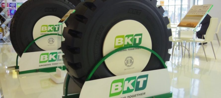 BKT, din nou la Intermat