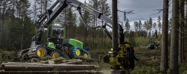 The Intelligent Boom Control is available for John Deere 1170G