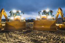 Hydrema lansează o nouă generație de buldoexcavatoare