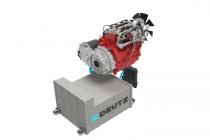 Deutz prezintă la Intermat 2018 primul său concept de motor hibrid off-highway