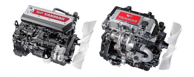 Yanmar a introdus pe piață două noi motoare industriale diesel puternice