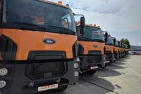 Cefin Trucks announces the delivery of 16 Ford Trucks commercial vehicles to CNAIR