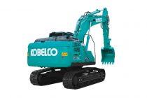 Kobelco lansează excavatorul cu tren de rulare super-îngust SK210SNLC-10