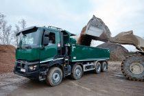 Renault Trucks își consolidează oferta Optitrack