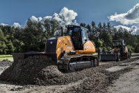 Oferta de produse Case CE pentru sectorul de construcții de drumuri