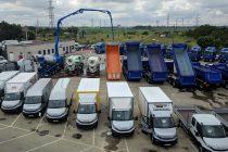 A patra ediție a caravanei Iveco Strong by Nature a ajuns la sediul din Glina