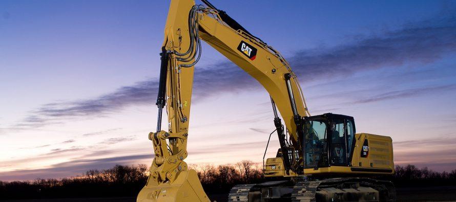 Caterpillar completează gama de excavatoare Next Generation cu două noi modele de 36 tone