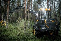Ponsse prezintă motoarele Stage V care vor echipa utilajele sale forestiere pentru piața europeană