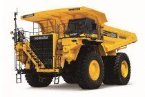 Komatsu Europe introduce noul camion cu șasiu rigid HD1500-8 de 142 t