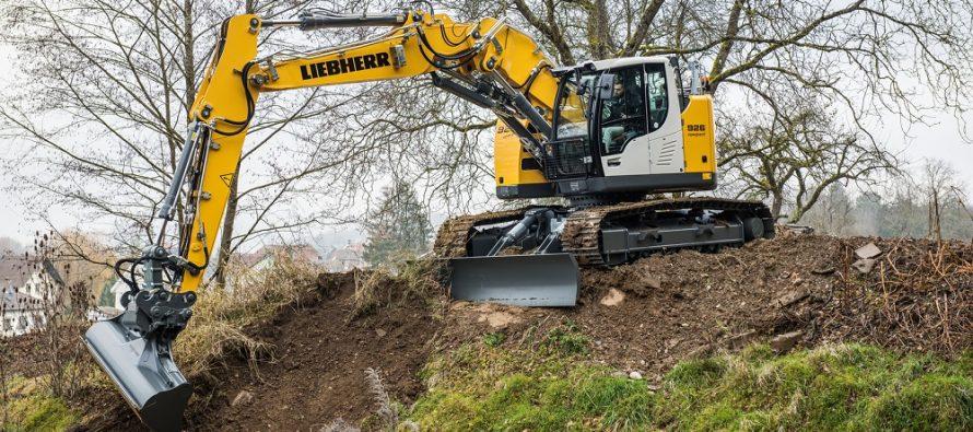 Liebherr începe producția de serie a excavatorului R 926 Compact