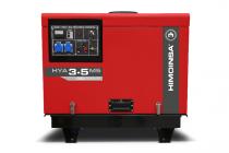 Un nou generator portabil de la Himoinsa, compact, ușor de transportat și fonoizolat