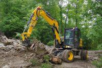 Yanmar a sărbătorit 50 de ani de la producerea primului său mini-excavator