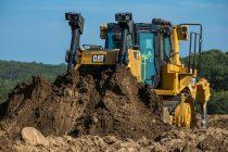 Mai productiv, mai ușor de operat, mai eficient. Noul buldozer Cat D8T