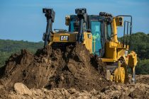 More productivity, better fuel efficiency, greater ease of operation for faster payback. The new CAT D8T dozer