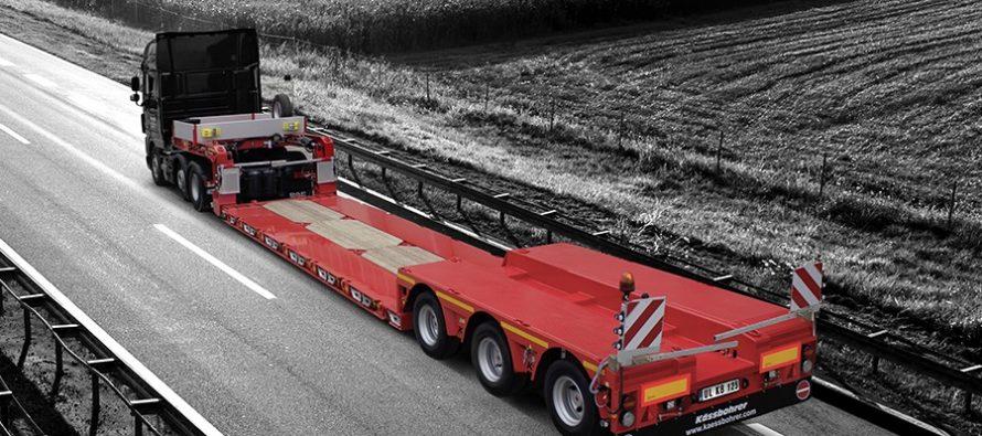 Kässbohrer vine la IAA 2018 cu ultimele inovații în materie de transport și logistică