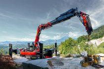 World première: Palfinger presents its first crawler crane at IAA 2018