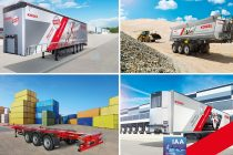 Kögel displays trailers and solutions with diverse benefits at IAA 2018