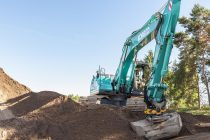 Kobelco excavators will be equipped with Engcon's tiltrotators and automatic tilt function