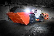 Noul încărcător subteran Sandvik LH517i e acum mai sigur și mai smart