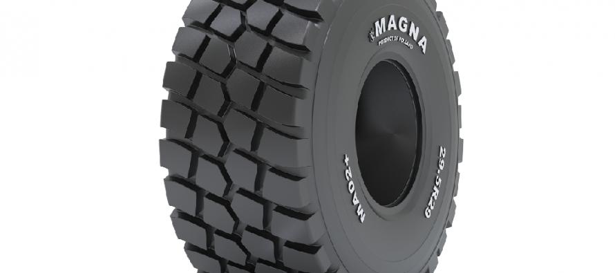 Noua anvelopă Magna MA02+ pentru camioane articulate