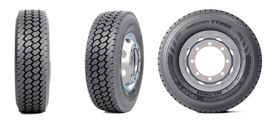Aderență maximă pentru remorci cu gama de anvelope Nokian Hakkapeliitta Truck T